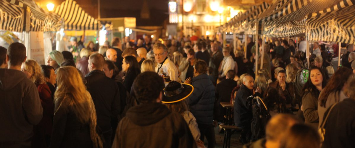 Baker Street Food Market